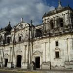 Leon - nicaragua - cattedrale