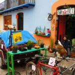 Pura Bici - negozietto interessante a San Cristobal