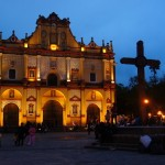 San Cristobal messico - cattedrale
