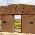 tiwanaku la prta del sol