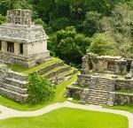 Sito maya di Palenque Messico