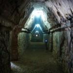 Sito Maya di Palenque messico interno del palacio