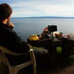 colazione sul lago titicaca