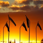 tramonto a faibanks