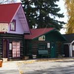 la vecchia Fairbanks