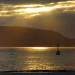 tramonto a bahia iglesa