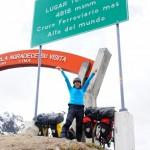 il Ticlio 4818m slm Ande Peru'