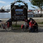 partenza da ushuaia