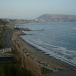 Lima e il pacifico