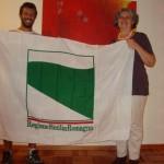 Con Marina Membro della consulta degli emiliano romagnoli nel mondo