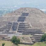 piramide della luna teotiuacan mexico