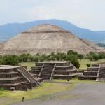 Piramide del sole teotiuacan mexico