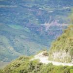 strade di montagna