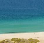 scorci sul mar di cortez - verso Mulege' mexico