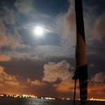 Barca a vela partenza da cartagena