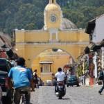 Antigua guatemala - arco di santa caterina