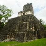 Tikal - guatemala - piramide maya