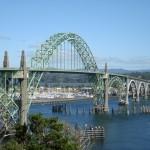 Il ponte sulla baia di Newport