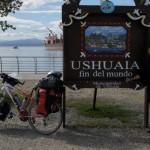 ushuaia prima della partenza
