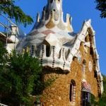 Barcellona - Park Guell - Particolare