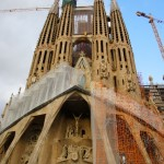 Barcellona - Sagrada Famiglia