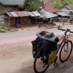 lungo il percorso verso Phonsavan