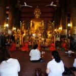 Wat-Mai tempio buddista Luang Prabang