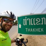 arrivo a thakhek
