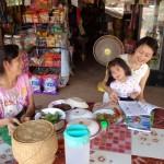 simpatica lezione di inglese-laotiano