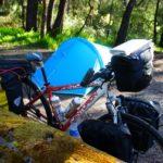 Alexander bridge camping