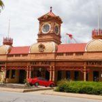 staione dei treni di Port Pirie