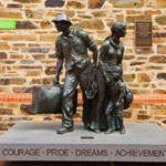 Adelaide museo dell'immigraione
